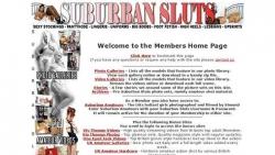 Preview #1 for 'Suburban Sluts'