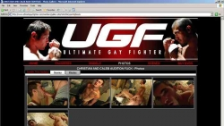 Preview #2 for 'Ultimate Gay Fighter'