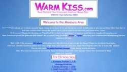 Preview #1 for 'Warm Kiss'