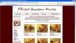 Preview #4 for 'Xrated Amateur Movies'