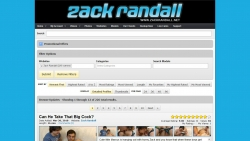 Preview #1 for 'Zack Randall'