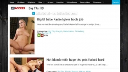 Preview #1 for 'Big Tits HD'