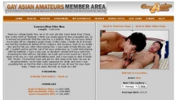 Preview #3 for 'Gay Asian Amateurs'