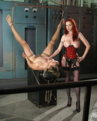 strict domina disciplines guy