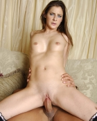 girl riding hard shaft