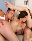 thrilling group sex scene