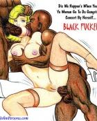 ebony dicks inside blonde chick