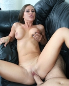 hot sex on the couch