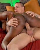 white guy fucking black chick